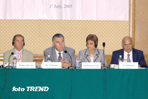 "PRESENTATION OF NEW PROJECT ON REPRODUCTIVE HEALTH вЂ"" FAMILY PANNING IN AZERBAIJAN"