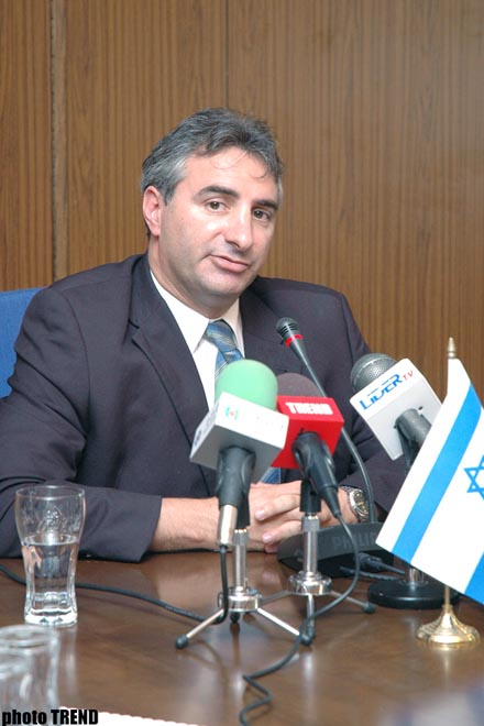 ARTUR LENG APPOINTED NEW AMBASSADOR OF ISRAEL TO AZERBAIJAN