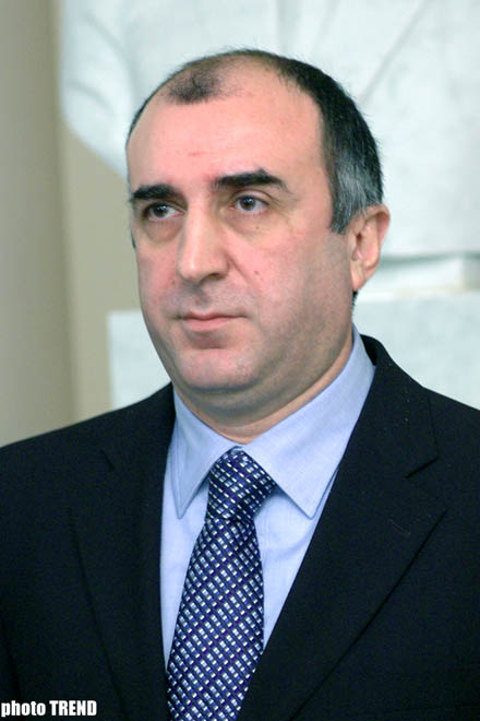 Work on transformation of GUAM to an int'l org underway  Azeri FM Mammadyarov