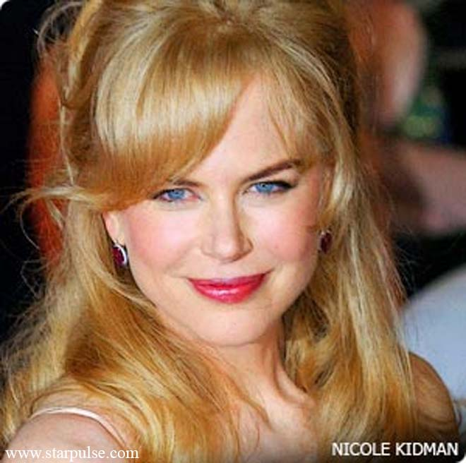Nicole Kidman puts on weight for 'The reader'