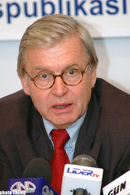 Program of PACE Chairman's Visit to Azerbaijan Publicized