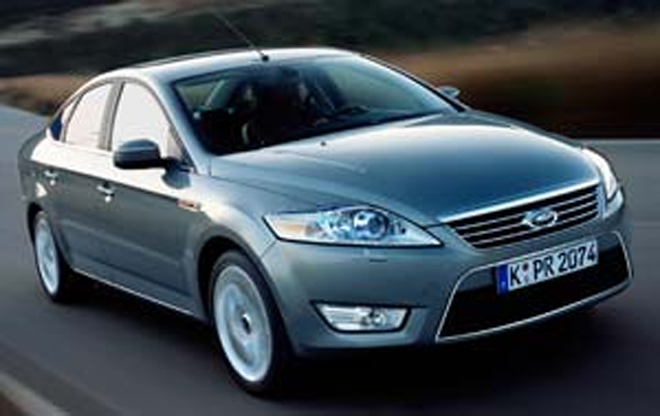 Ford announces   U.K. prices for all-new Mondeo