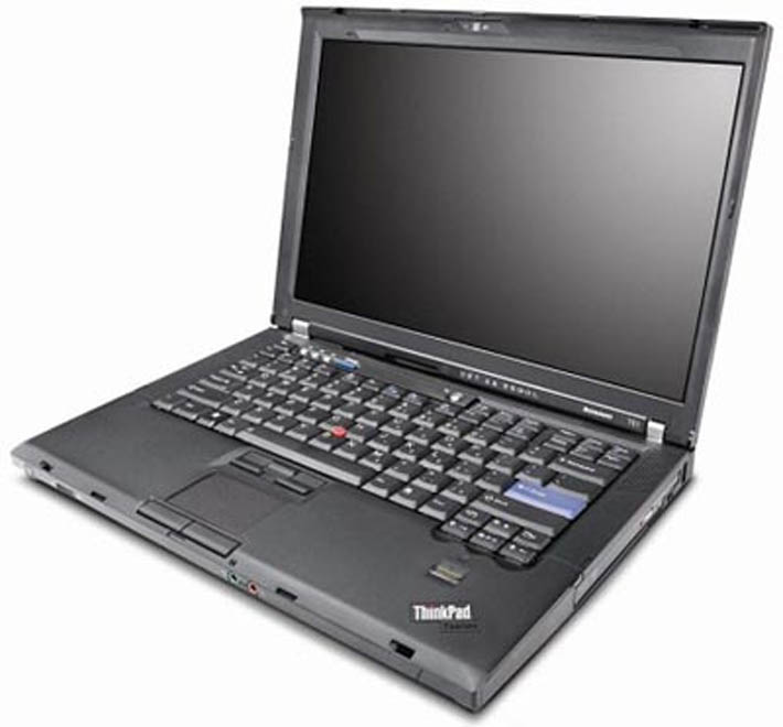 Lenovo T61 and R61 Laptops Finally Ditch IBM Badging