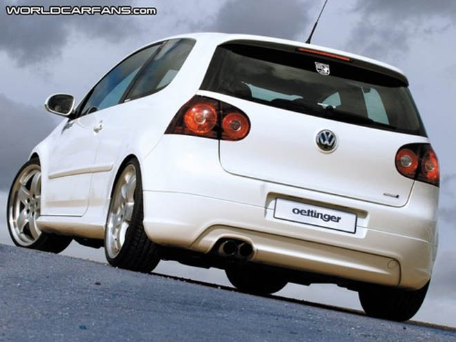 Volkswagen Golf GTI Edition 30 by Oettinger - Gallery Image