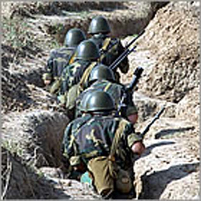 Soldier of Azerbaijani Armed Forces Killed