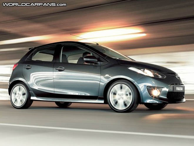 First All-New Mazda2 Rolls Off Production Line