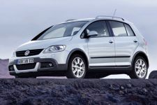 Volkswagen Golf Plus Dune Limited Edition - Gallery Thumbnail