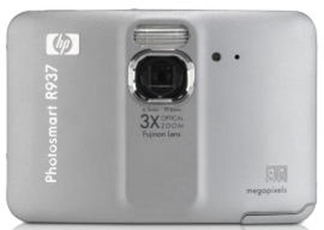New HP Camera sports touchscreen, slimming feature