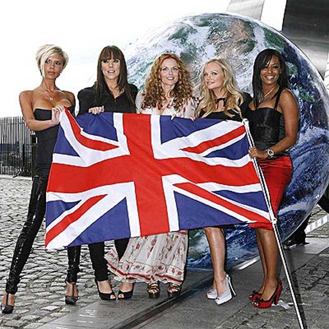 Ten things you didn't know about…the Spice Girls