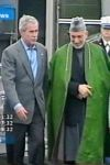 Bush, Karzai discuss Afghan security, Qaeda threat (video) - Gallery Thumbnail