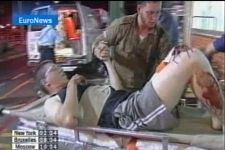 Gaza rocket wounds about 30 Israeli soldiers (video) - Gallery Thumbnail