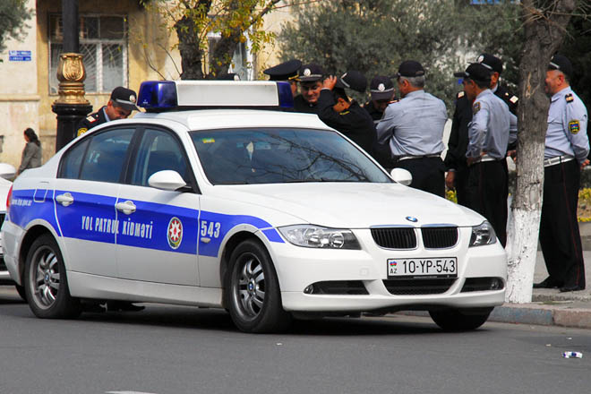 Baku Traffic Police will fine drivers and passengers for unfastened seat belt