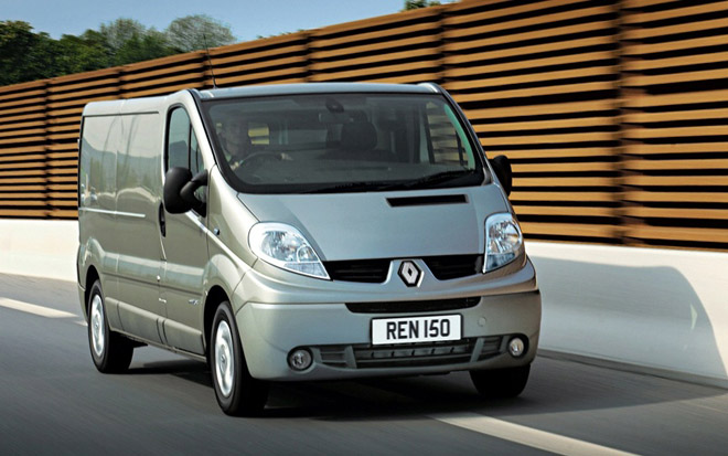 Renault Launches new Trafic Sport and Kangoo Van Extra - Gallery Image
