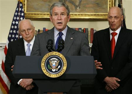 Bush seeks tax relief package to boost  US economy