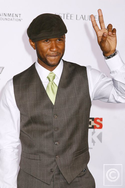 Usher refuses to sell baby pictures