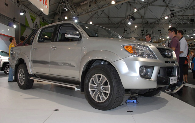Toyota TRD HiLux Premiere (AU) - Gallery Image