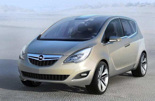 Official - Opel Meriva Concept - Gallery Image
