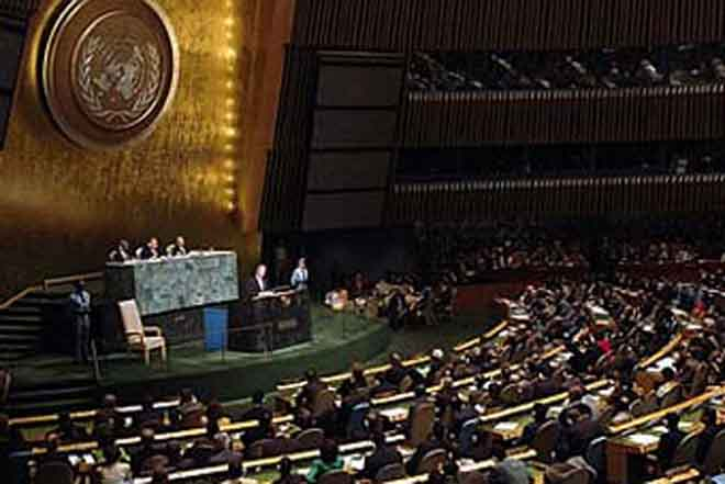 UN General Assembly Supports Resolution on Situation in Occupied Territories of   Azerbaijan