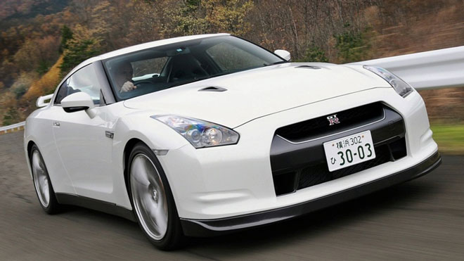 Official, Nissan Announced GT-R Laps Nurburgring