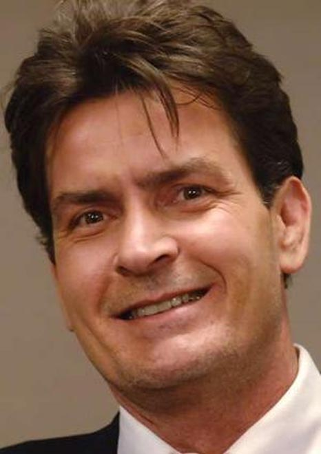 Charlie Sheen Weds Mueller in   L.A. Ceremony