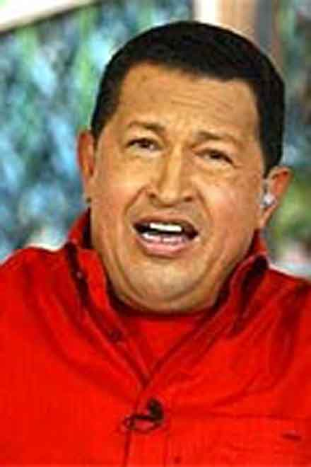 Chavez: I will be president until 2019