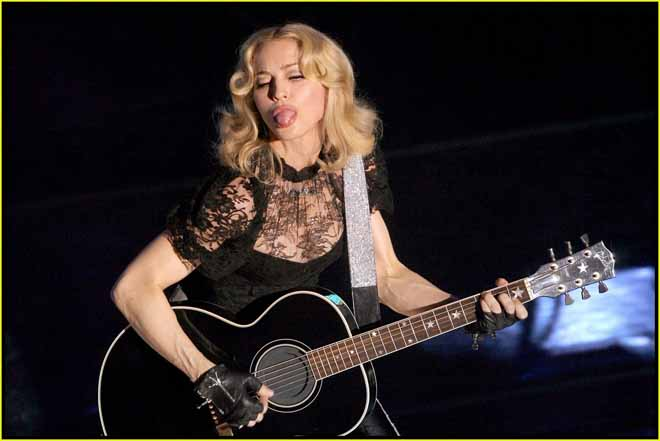Madonna and Guy Ritchie Separated in 2003 -- Report