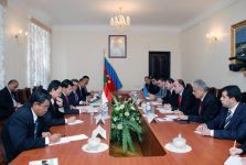 Azerbaijan and Indonesia Sign Bilateral Agreement - Gallery Thumbnail