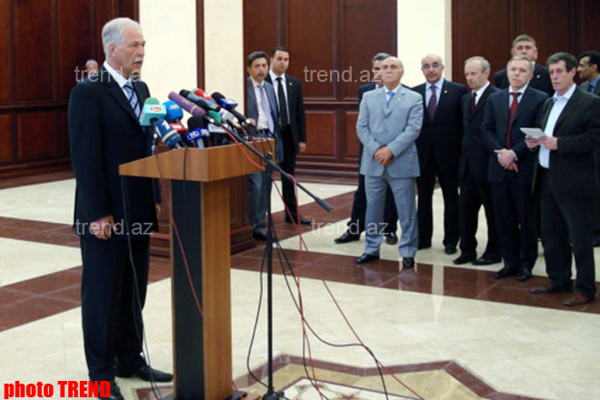 Russian Parliament's Speaker Discussed Creation of Parliamentary Assembly of Caspian Countries (video) - Gallery Image