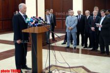 Russian Parliament's Speaker Discussed Creation of Parliamentary Assembly of Caspian Countries (video) - Gallery Thumbnail