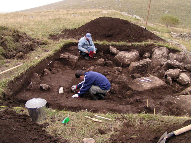Azerbaijani archeologists to conduct excavations in Gulistan fortress
