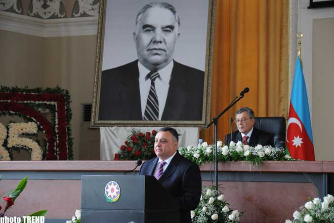 85th Anniversary of Economic Scientist Ahmad Mahmudov Marked in Azerbaijan (video) - Gallery Image