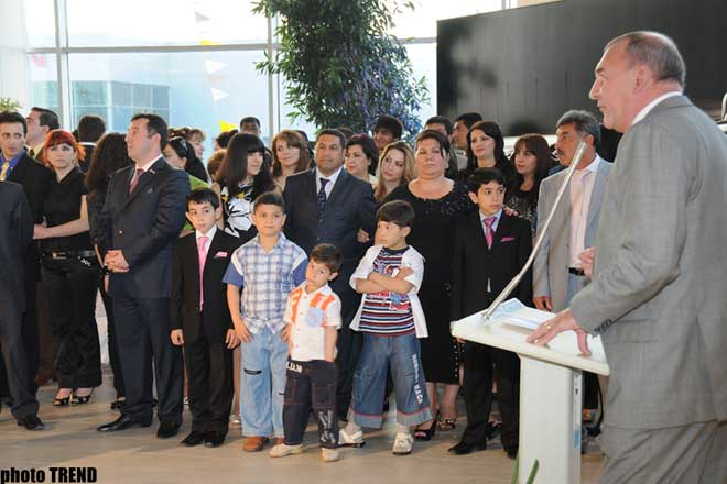 Opel Inaugurated its New Trade and  Service  Center in   Azerbaijan - Gallery Image