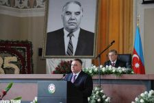 85th Anniversary of Economic Scientist Ahmad Mahmudov Marked in Azerbaijan (video) - Gallery Thumbnail