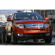 Ford begins shipping Edge, Lincoln MKX