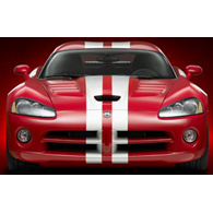 2008 Dodge Viper SRT10 receives a new hood featuring six functional air extractors