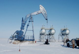 Brent hits new four-year high on Iran supply worries