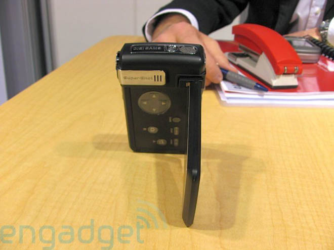 Agfaphoto DV-5000G game-playing camera hands-on - Gallery Image