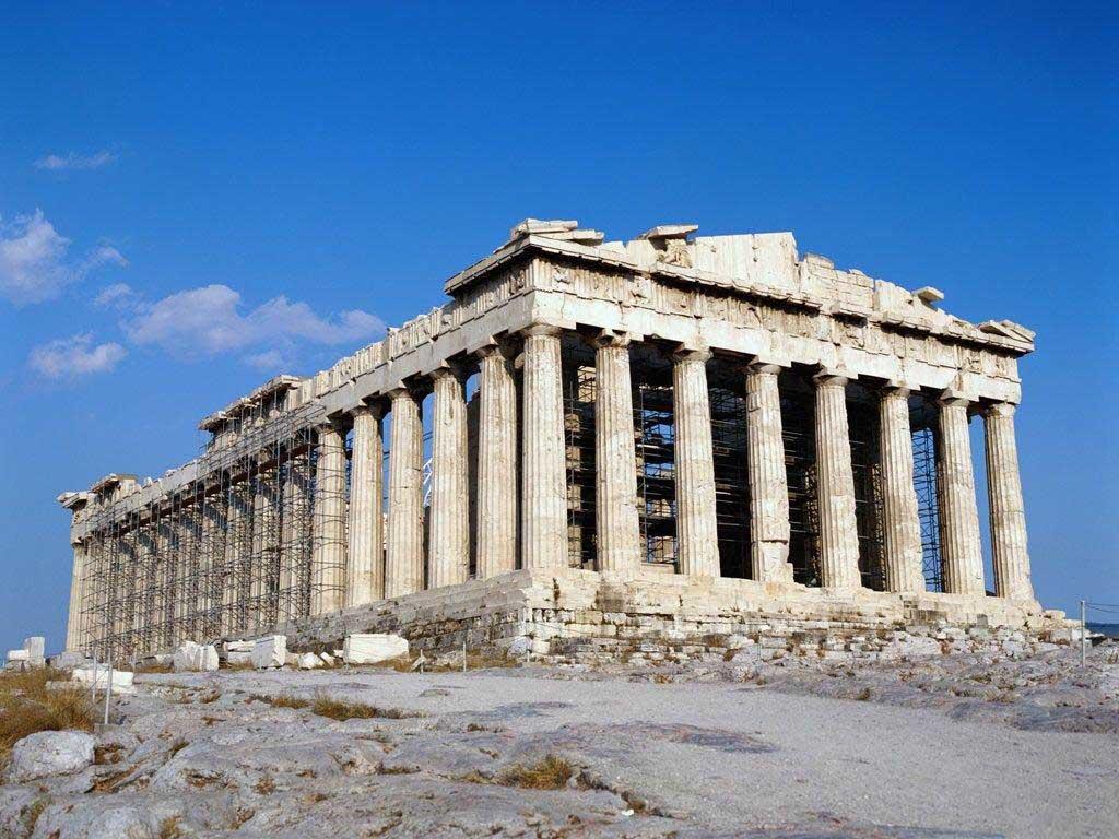 Афинский Акрополь вновь закрыт из-за забастовки