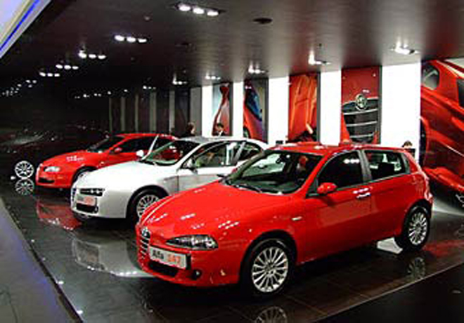 Fiat in talks with Detroit 3 over Alfa Romeo production - Gallery Image
