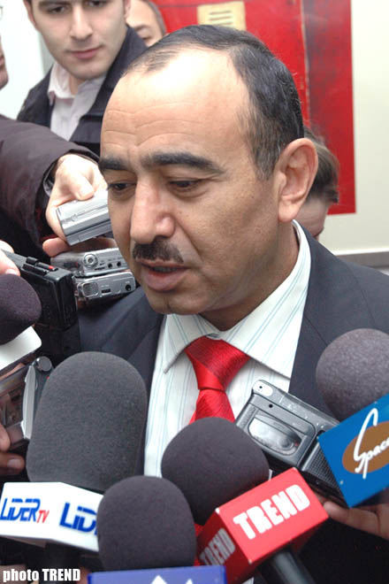 Ali Hasanov: Election Code of Azerbaijan needn't be revised