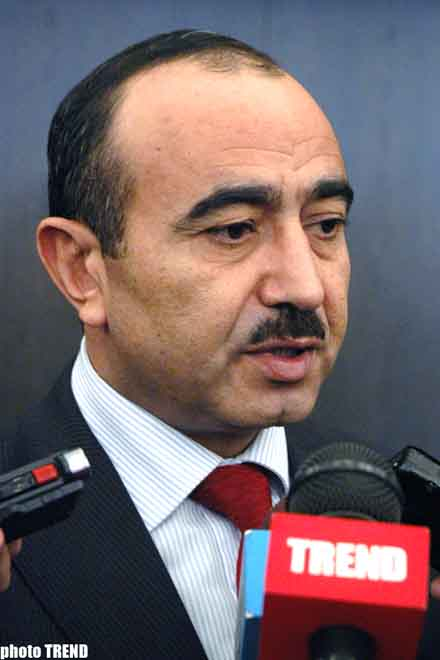 Azerbaijani Authorities Calls Imitation of Some Opposition Parties' Consideration Presidential Elections as Illegitimate
