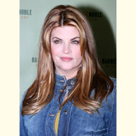 Kirstie Alley washed up in Lifetime comedy