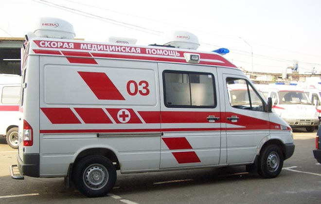 One person died and five injured in accident in Baku