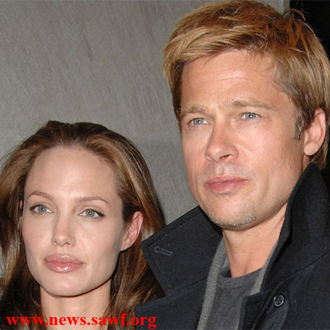 Brad Pitt and Angelina Jolie exude old world romance in   Prague