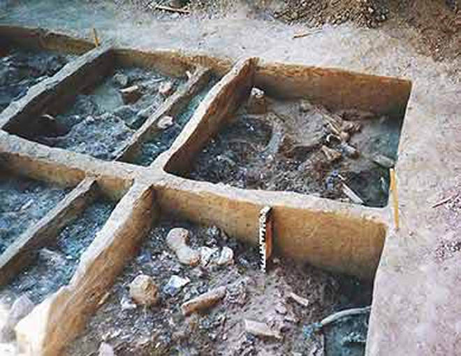 Ancient monument found in Azerbaijan