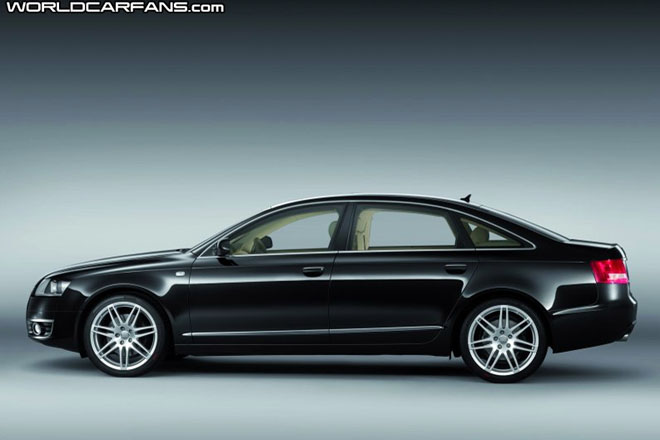 Audi A6L as Mobile Film Theatre - Gallery Image