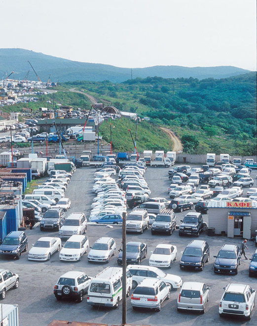 Azerbaijan Imports Record Amount of Automobiles in 2007