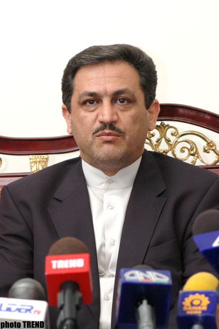 Iran Has Capacity to Deliver Gas to Azerbaijan and Georgia  Iranian Ambassador