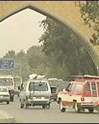 Iraq bans vehicles in   Baghdad Wednesday