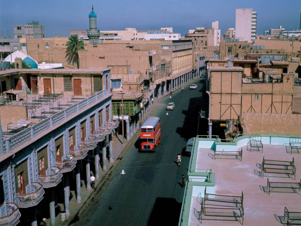 """Жителей Багдада призывают провести """"революцию гнева"""" 25 февраля"""
